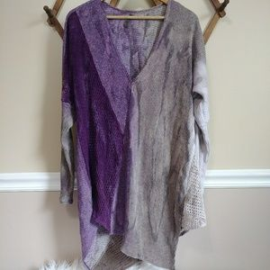 XCVI Boho Sweater Tunic 109